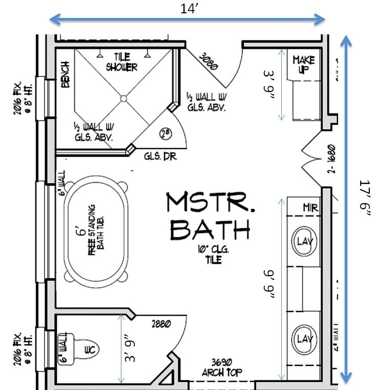 8 Simple Bathroom Design Tips Designer Drains Bathroom Layout Plans Simple Bathroom Designs Master Bath Layout