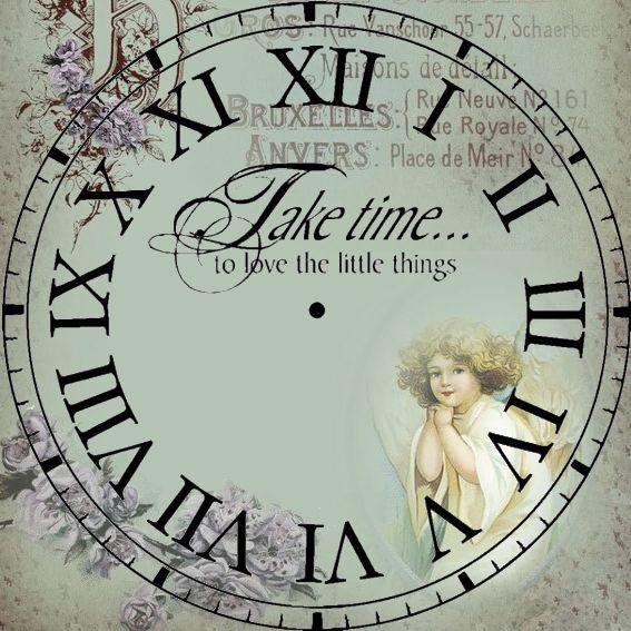 Clock - ah a proper 4 this time!
