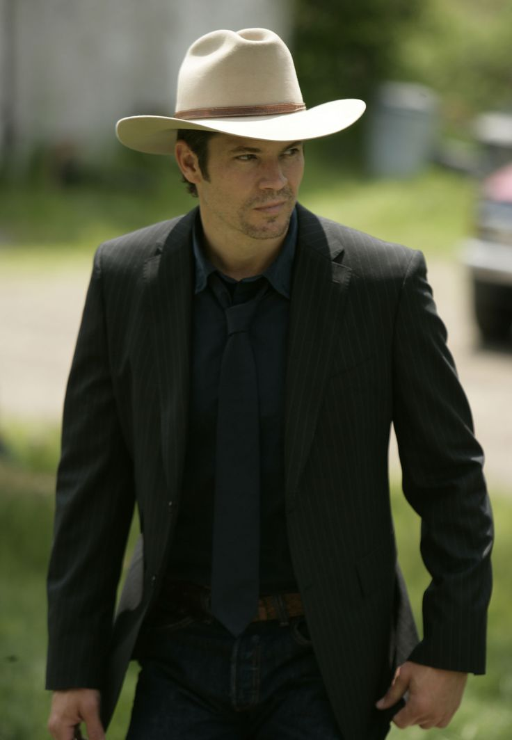 Timothy Olyphant- Justified   Stuff I LOVE   Pinterest
