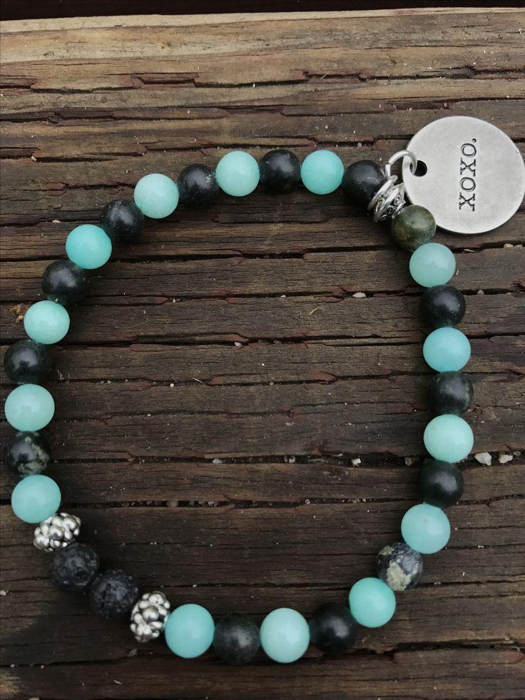 Bohemian Aromatherapy Jewelry www.bysandandstones.com