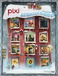 Spännande lucköppning och julstämning med PixiHär har vi samlat 24 av de bästa Pixiböckerna i en rolig julkalender. Bakom luckorna hittar du berättelser om julen, julsånger, andra vintriga historier och klassiska sagor - och mycket mer. Med en Pixikalender får barnen en läsupplevelse som varar hela julen! Vänta in julen medliten skär, Prick och Fläck, Ingrid och Ivar,yrvädret Snurran och flera andra av barnens mest älskade figurer. Årets bästa adventskalender bjuder på en ny berättelse…