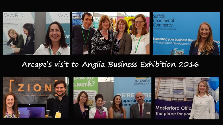 So many happy exhibitors at Anglia Business Expo in Ipswich. Great to speak with Rachel from Ward Trade Marks, Caroline from @simonshieldcars, Ruth from Tapas and Paella, Suffolk Chamber of Commerce, Ruth and Dave from Zion Creative, the Ipswich Building Society team and Hannah from Masterlord Estates.  Read about our adventures on our blog. Top centre photo courtesy of @simonshieldcars