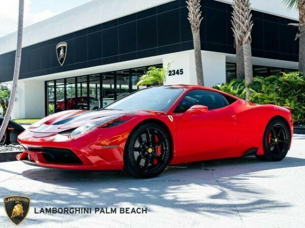 2015 Ferrari 458 Ferrari Ferrari For Sale Ferrari 458