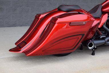 custom street glide