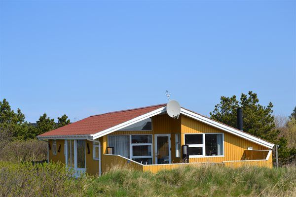 Ferienhaus - Römö, Lakolk - Reg nr. 29-2256 895€