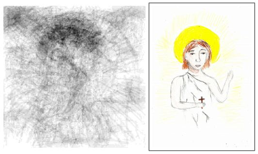 Psychologists believe that drawing is an important part of children's cognitive development. So an objective analysis of these drawings could provide an important insight into this process, a task that machine vision is ideally suited to.