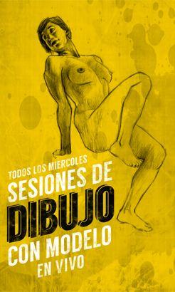 Sesiones de Dibujo en El Lápiz Azul www.ellapizazul.com