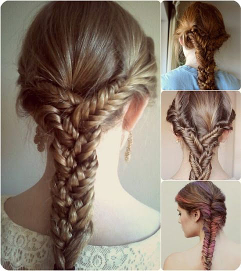 complex hairstyles - Google Search