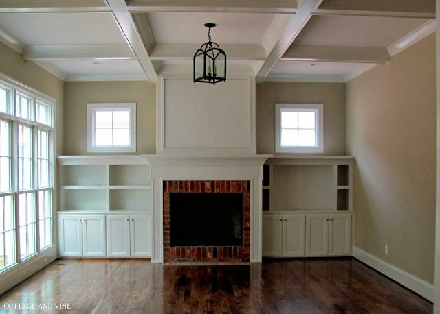 Bookcases Ceiling Windows All Built In Around The
