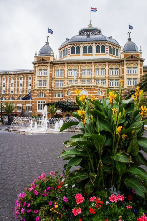 Kurhaus Hotel at Scheveningen Beach is a great Day Trip From Amsterdam & Just 5 minutes from The Hague City| The Travel Tester