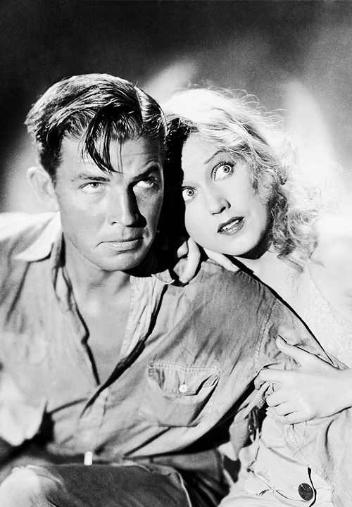 Bruce Cabot & Fay Wray for King Kong (1933)