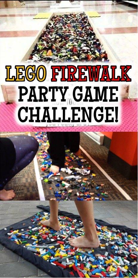 Lustige Spiele Party
