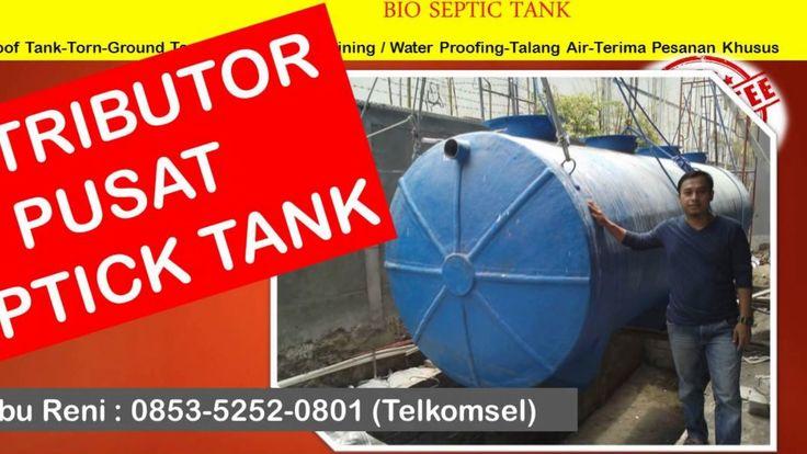 Jual Biotech Septic Tank | 0853-5252-0801 | biotech septic tank harga