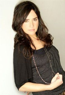 "Pamela Adlon, from ""Californication."" Her voice... so sexy."