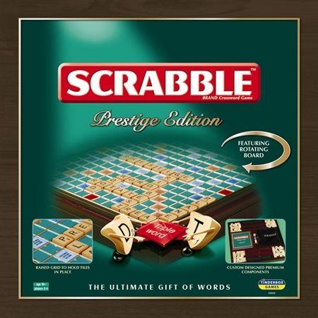 Scrabble+Prestige+Edition