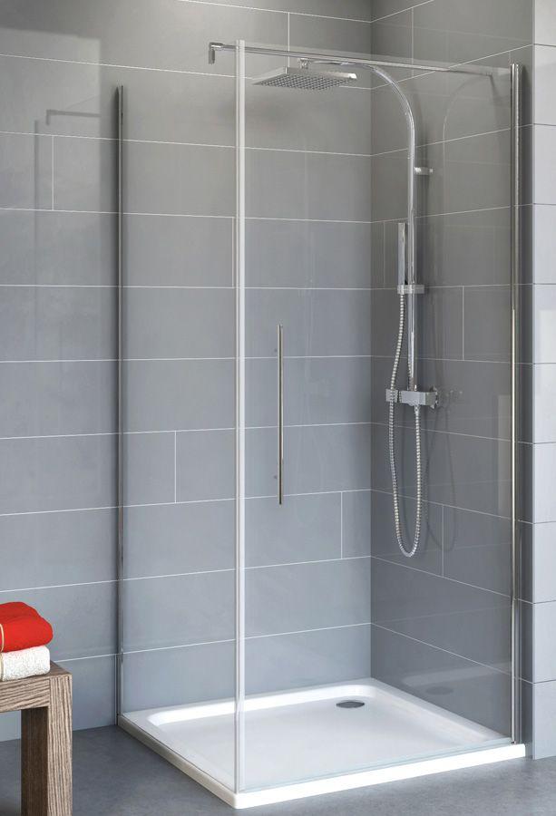 Schulte Duschkabine Alexa Style 2.0 Drehtür mit Seitenwand Promoonline bei Duschmeister.de bestellen. Jetzt von der kostenlosen Fachberatung profitieren.