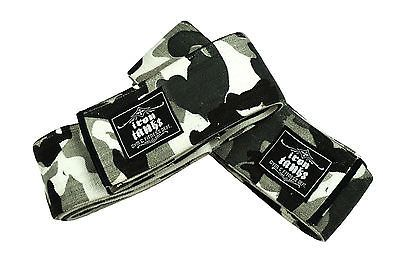 #Heavy duty knee wraps power #weightlifting bodybuilding gym #straps camo  #054,  View more on the LINK: 	http://www.zeppy.io/product/gb/2/301890861055/