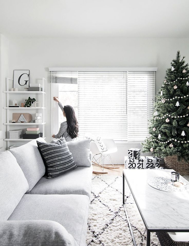 Weatherizing your home/simple christmas decor | Homey Oh My