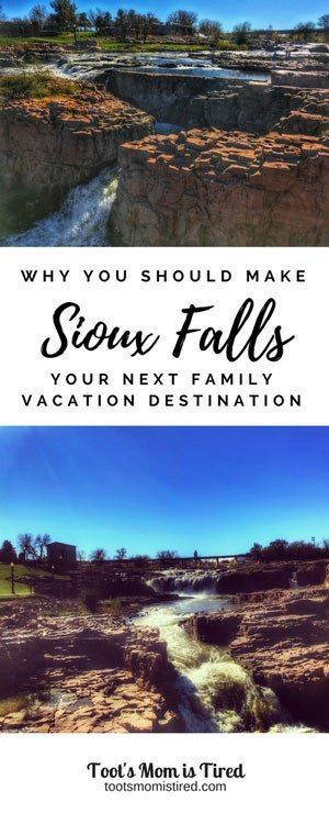 Why You Should Make Sioux Falls Your Next Family Vacation Destination | Win a Getaway to Sioux Falls, South Dakota | The heart of America, USA, Great places to visit in the midwest, midwest travel destinations, contest, giveaway, enter to win, win a vacation, family vacation destination in the midwest, weekend trip, travel, parenting, traveling with kids, motherhood #WeAreSF #Sponsored #HiFromSD