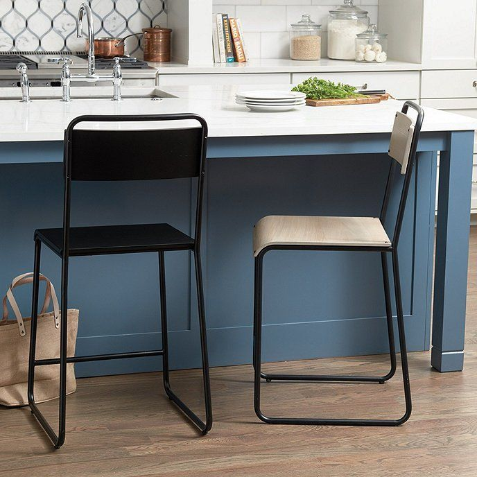 Mathis Stools Simple Kitchen Remodel Kitchen Cabinet Remodel