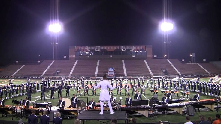 Bluecoats 2014 - Massillon Encore