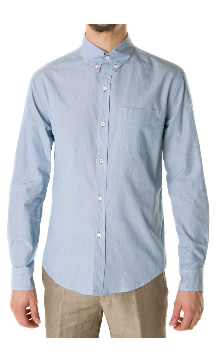 Band Of Outsiders Cotton Shirt - #ss13