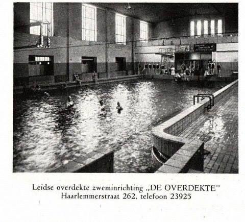 Zwembad de Overdekte