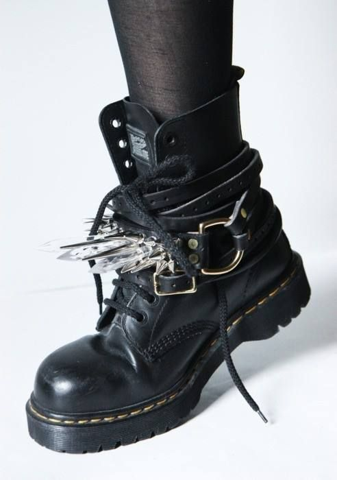 """Boots are always """"in"""""""