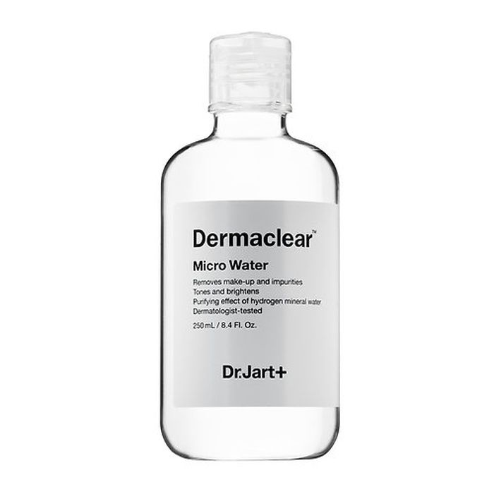 The Ten Best Natural Face Cleansers - #6  Dr. Jart+ Dermaclear Micro Water #rankandstyle