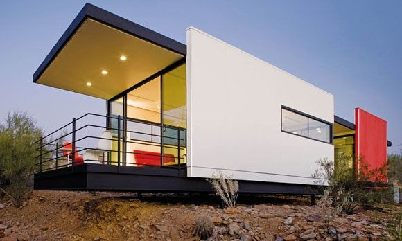 18 incredible small 'green' homes  By Brian Clark Howard of   The Daily Green on MSN.