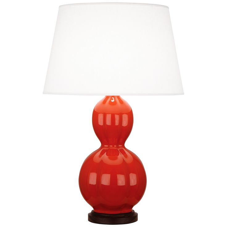 Randolph Dragon's Blood Red Table Lamp - Style # 6R338