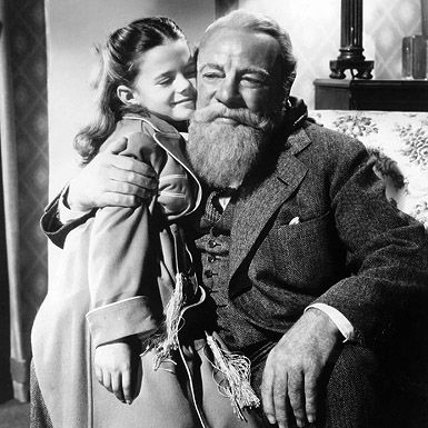 miracle on 34th street another favorite in black and white hate the colorization - Black And White Christmas Movies