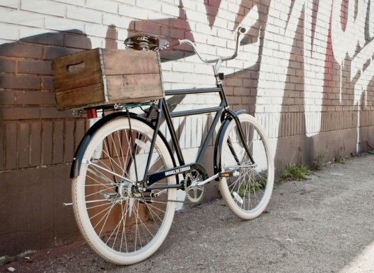 Yup. Brooklyn Cruiser Bikes Offer a Smooth Ride, Carrying Capacity and an Old School Look
