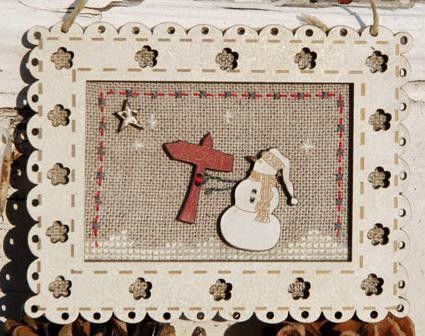 The Bee Company ~ Snowman Kit