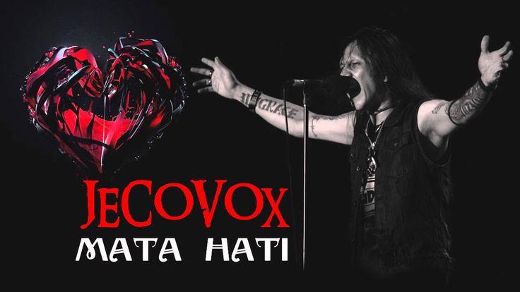 MATA HATI - JECOVOX [full HD] Lagu terbaru 2016