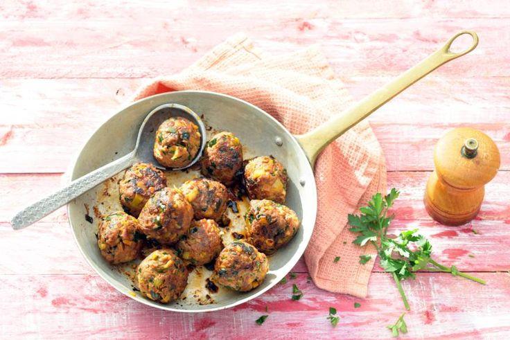 Kijk wat een lekker recept ik heb gevonden op Allerhande! Summer meatballs