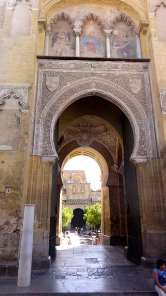 Art of Al-Andalus. Córdoba, Spain