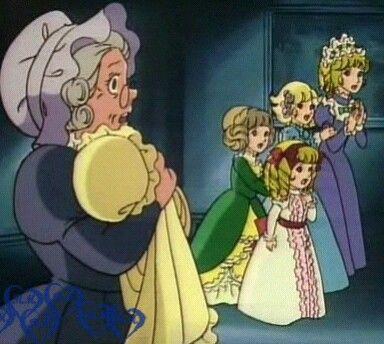 The Rose of Versailles ليدي اوسكار