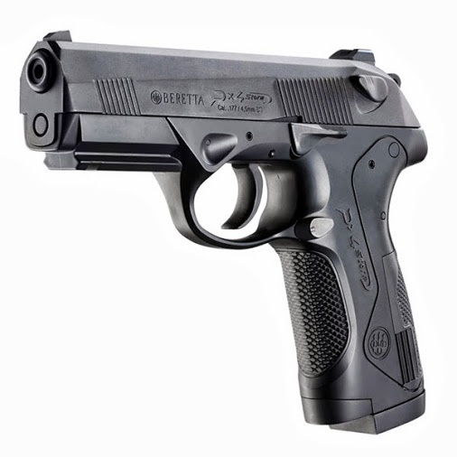 Umarex Beretta PX4 Storm CO2 Pistol. I love it.