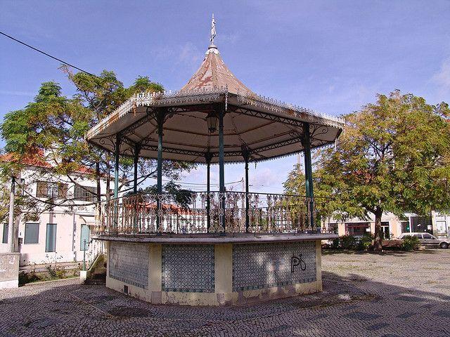 Coreto - Portugal, Aldeia de Paio Pires, Seixal