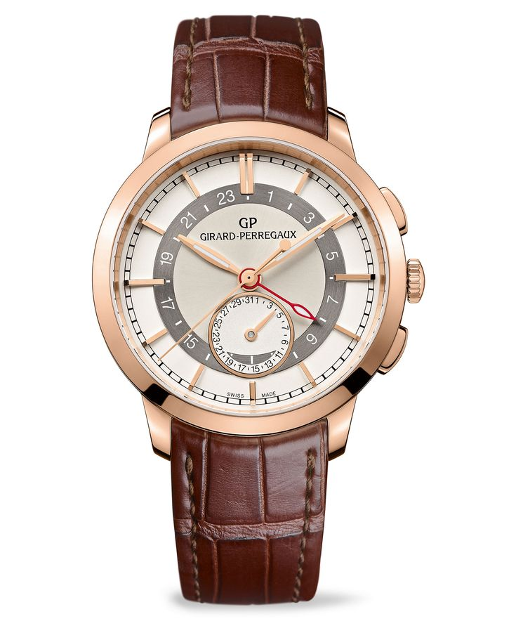 The 1966 collection from Girard-Perregaux is the brand's most popular, and most conservatively good looking, collection. So it's natural that GP continue to add to the collection. The latest evolution is…