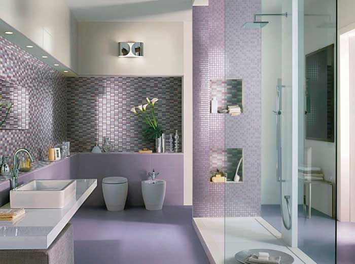 182 mejores im genes de decoracion ba os en pinterest cuarto de ba o moderno consejos y factores - Decoracion cuartos de bano modernos ...