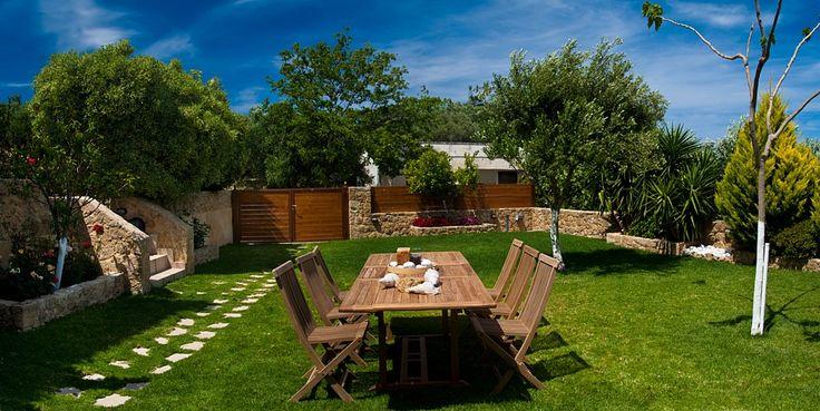 Sunny Garden for great pleasures !