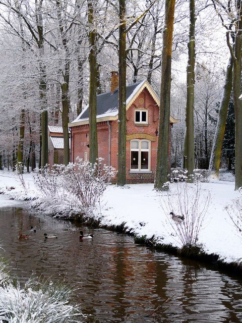 the house of the gatekeeper, Holland