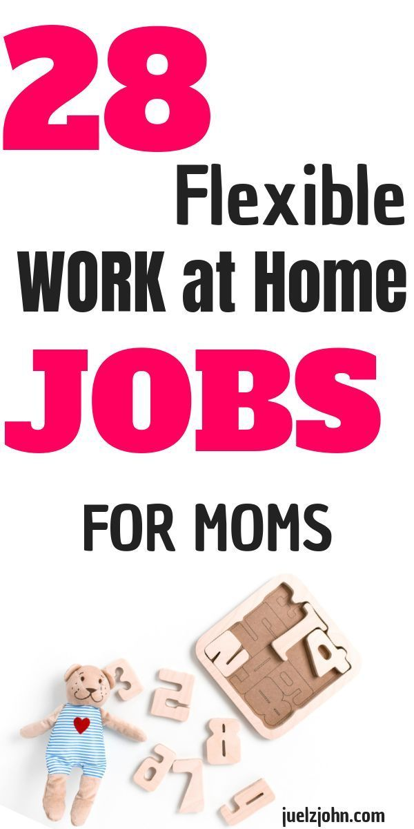 28 real side hustles perfect for stay at home moms