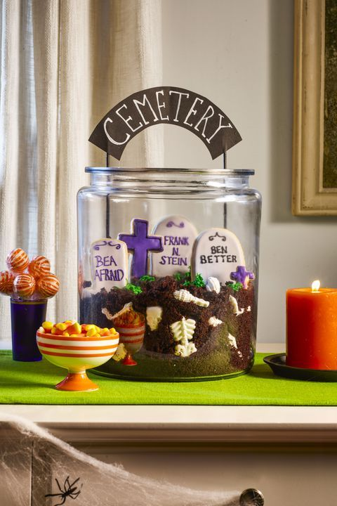 40 Easy Halloween Party Food Ideas - Cute Recipes for Halloween