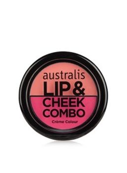 Lip and Cheek Combo What is it? A multi- tasking cream blush and lipgloss duo that is easy to blend and provides a light feeling natural look.