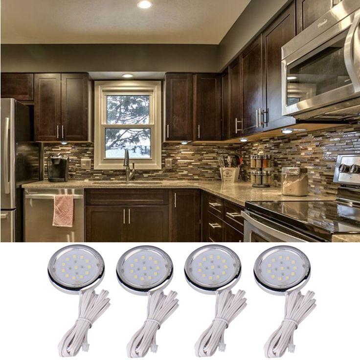 Led Light Bar Kitchen Cabinet