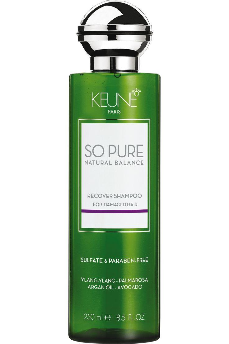 Birchbox : Keune - So Pure – Recover Shampoo - So Pure – Recover Shampoo