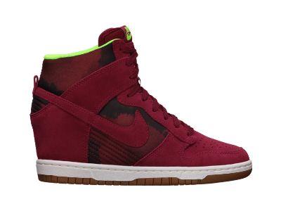 Nike Dunk Sky Hi Print Women's Shoe - $120